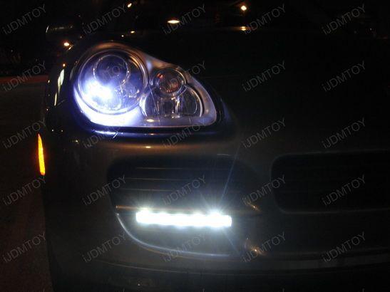 Porsche - Cayenne - LEDayline - DRL 01